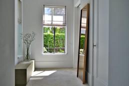 Frontstaal XL stalen spiegels brons | Piet Boon villa (Rhoon)