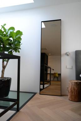 Stalen spiegel | Atelier Frontstaal